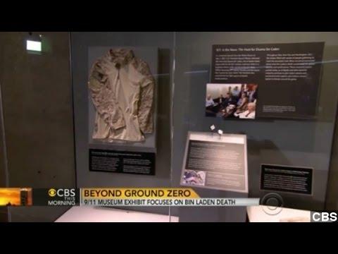 9/11 Museum Opens Exhibit On Death Of Osama Bin Laden