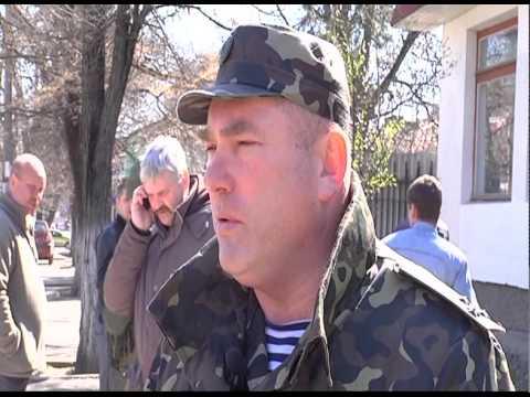 Украинский офицер доходчиво