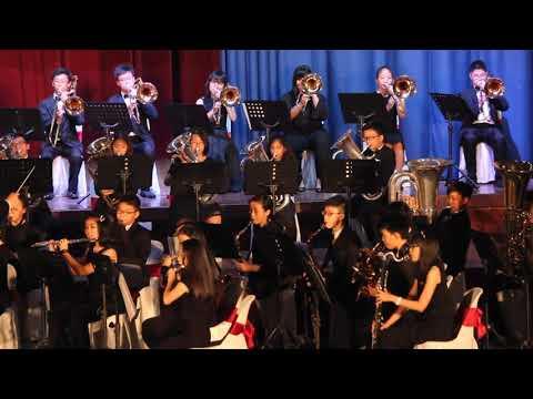 SRI KL Wind Band Rhythm Reunite Malaysia Concert 2017- 大魚海棠