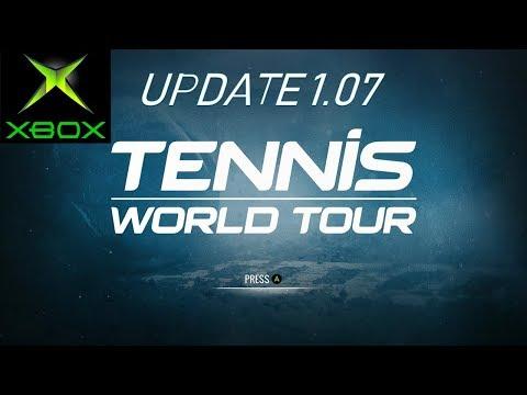 Tennis World Tour Update 1.07