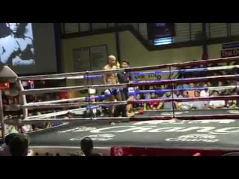 Chris Dove (South Africa)vs Payak (Thailand)