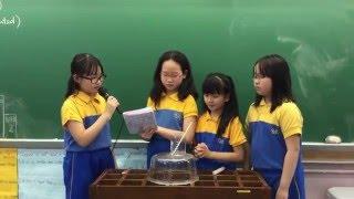 保良局黃永樹小學常識科:呼氣測試