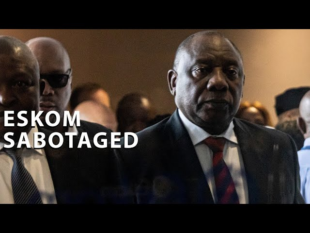 Ramaphosa to Eskom: All leave for executives, managers cancelled - Eyewitness News