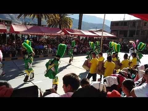 Shacshas en mancos...! San Roque 2018, concurso de danzantes