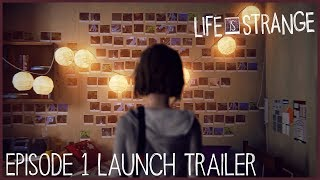 Life Is Strange Episode 1 Launch Trailer (PEGI)
