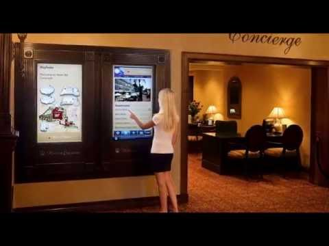 Digital Signage and Display Screens for Hotels and Hospitality in South Africa
