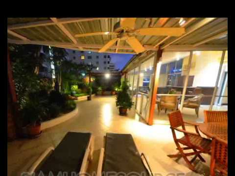 FOR SALE: Affordable Penthouse in Bangkok w/ Huge Terrace