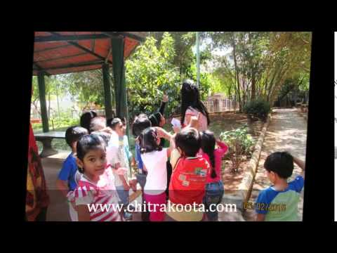 Nature's day at Chitrakoota School, Bangalore