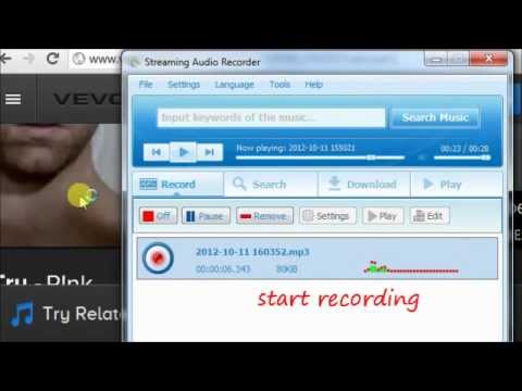 Tutorial On How To Download Vevo To Mp3