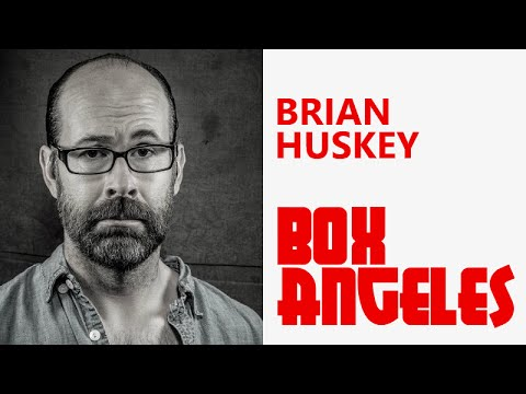 Brian Huskey is Terrified of Acting Classes