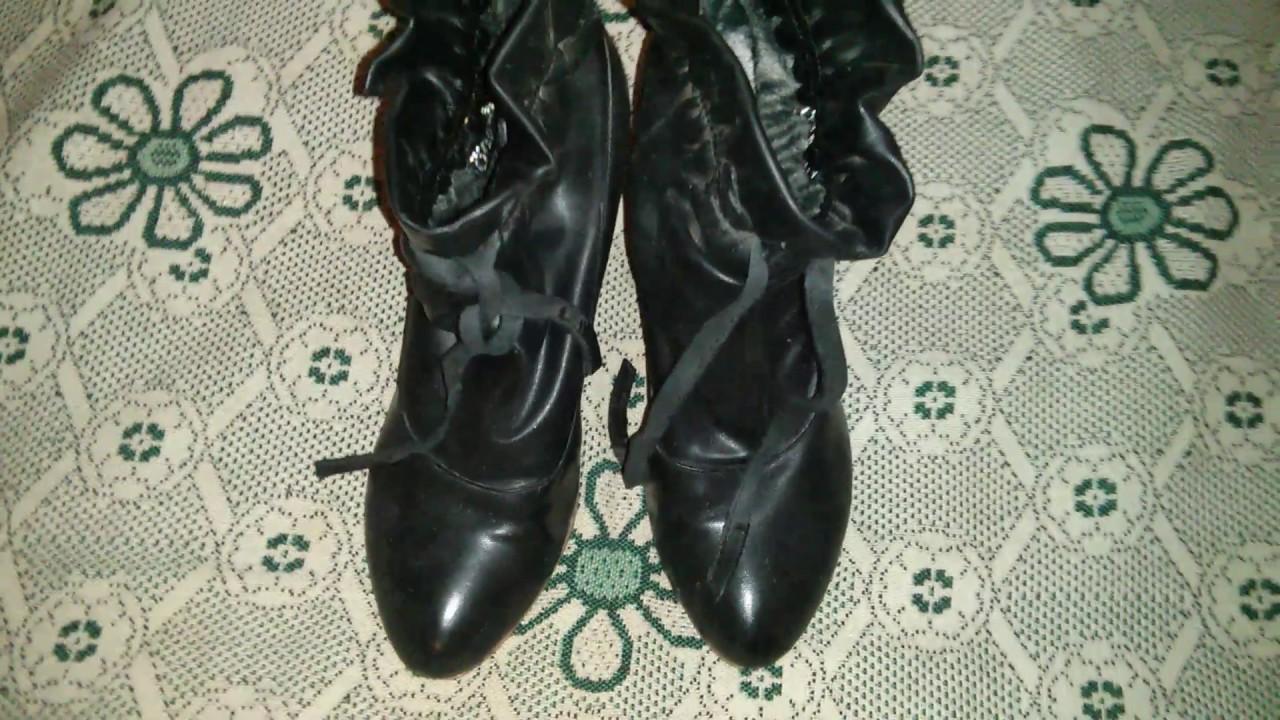 Женская кожаная зимняя обувь на полную и широкую ногу купить в .