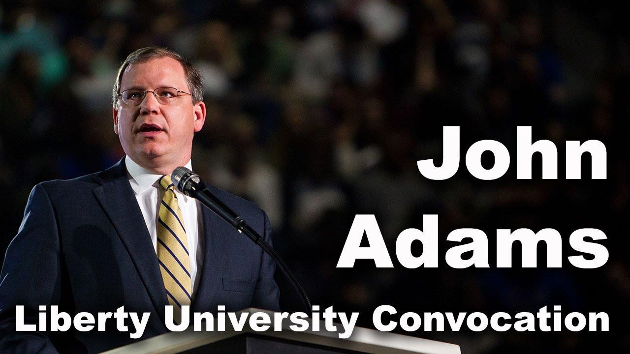 john adams speech