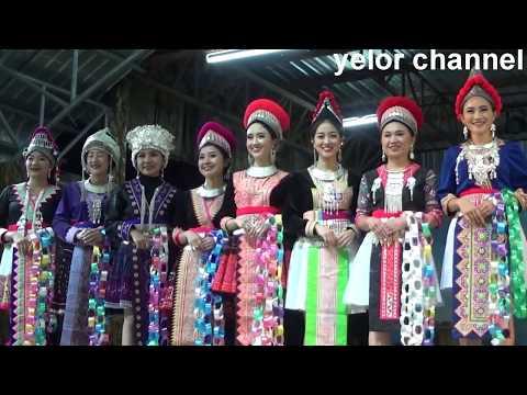 Miss Hmongthailand Nrograu Tsom Xyooj Nugtxogniamnkauj Ntsuablubnpe;thiablubhom Phiaj
