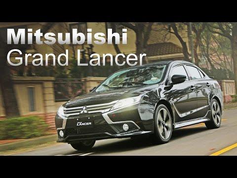改頭換面 重返中型房車擂台 Mitsubishi Grand Lancer