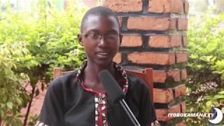 Umwana muto ufite impano ikomeye yo gusengera abantu bagakira indwara zikomeye yaduhaye ubuhamya