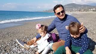 Недвижимость в Турции: Аланья Турция море дети
