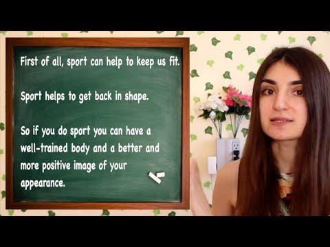 Тренировка словарного запаса / SPORT / английский язык для продолжающих