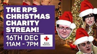 The RPS Christmas Charity Stream in aid of British Red Cross