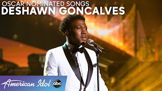 "Stunning \u0026 Classic! Deshawn Goncalves Covers ""The Way We Were"" - American Idol 2021"