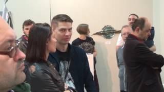 видео Галерея скульптуры