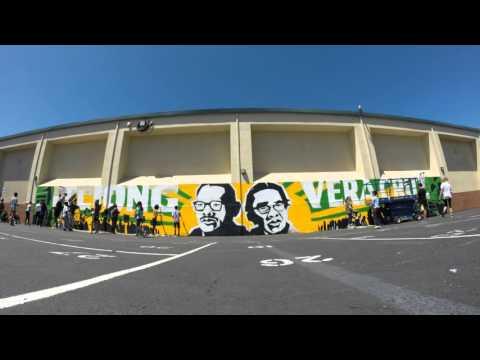 IVCMS Mural Project Vol.1: Itliong Vera Cruz