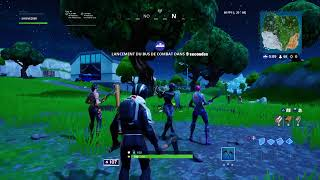 Live fortnite we pass the 100 points zn arrene with word-character