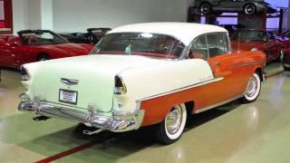 1955 Chevy Bel Air--D&M Motorsports Video Presentation 2012 Chris Moran