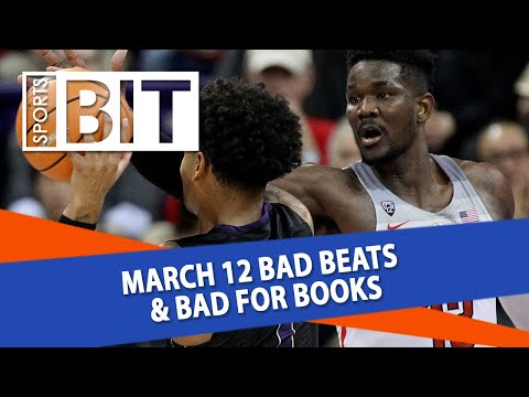 Bad Beats & Bad for Books Recap   Sports BIT   Tuesday, March 13