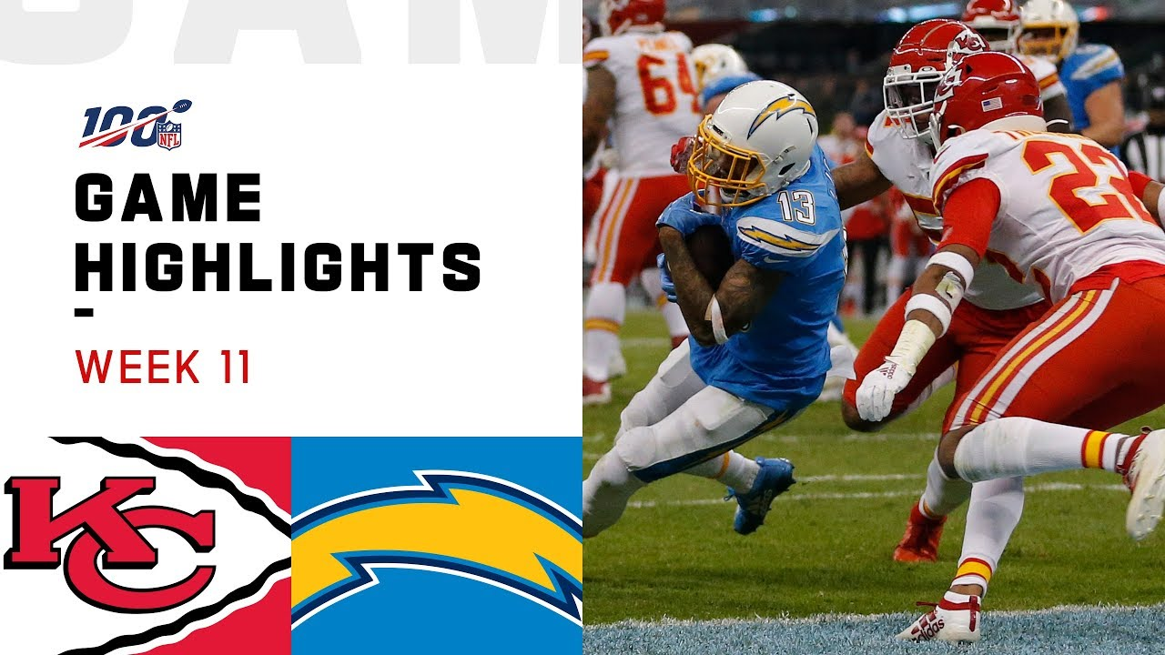 Chiefs vs. Chargers score: Live updates, highlights, game stats, how ...