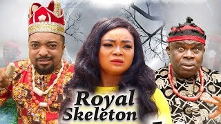 ROYAL SKELETON SEASON 3 NEW MOVIE - 2020 MOVIELATEST NIGERIAN NOLLYWOOD MOVIE