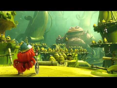 Rayman Legends - E3 - Epic Trailer [ES]