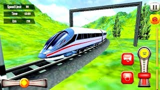 Euro Train Driving Games #3 - Train Simulator Games for Android Kids Bambi Tv - Android GamePlay FHD