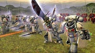 Стрим турнира по WH40k Dawn of War-Soulstorm.  Запись.