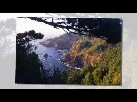Monterey (West Coast Trip 1989 Part 9)