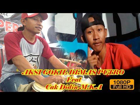 Aksi Gokil Dimas Putro Feat Cak Didin M.K.A