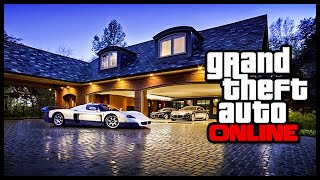 GTA 5 ONLINE - MY 20 CAR GARAGE TOUR! Most Expensive Cars in GTA 5 Online ( GTA 5 Gameplay )