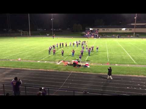 Goldendale High School Marching Band 09/29/17