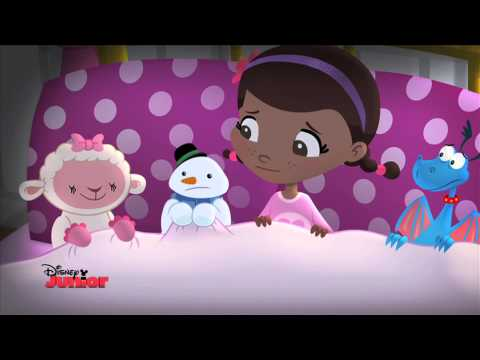 Chilly Willies | The Doc Files | Doc McStuffins | Disney Junior UK