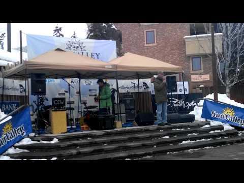 Sun Valley Resident & actor, Scott Glenn, spoke at...