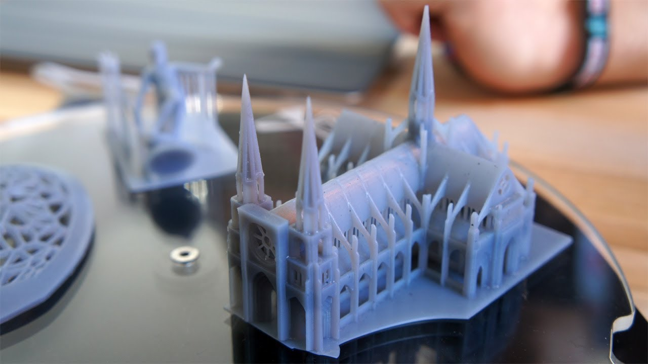 World Maker Faire 2012: Formlabs Form 1 3D Printer - YouTube