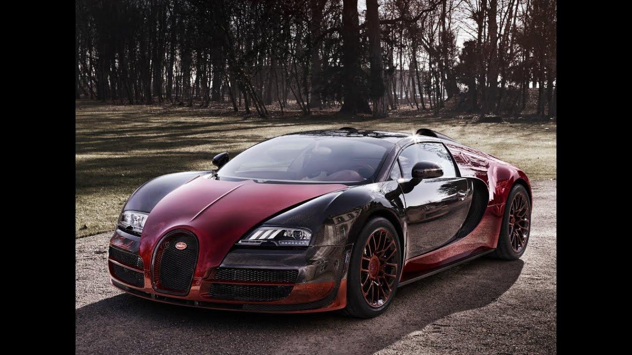 New bugatti 2016
