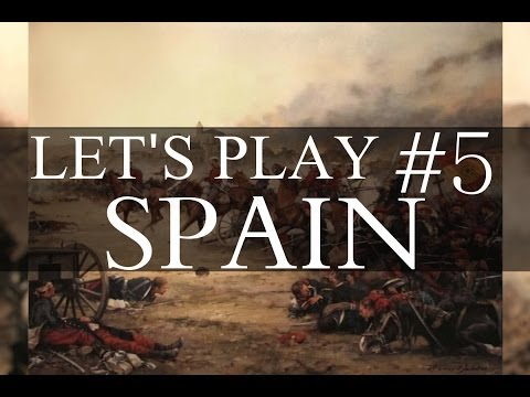 Let's Play Empire Total War -Darthmod- Spain: Part 5 (The Siege Of Madrid