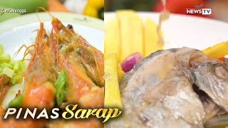 Pinas Sarap: Seafood dishes with a mango twist