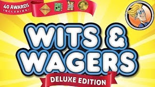 Wits & Wagers Deluxe — Gen Con 2015