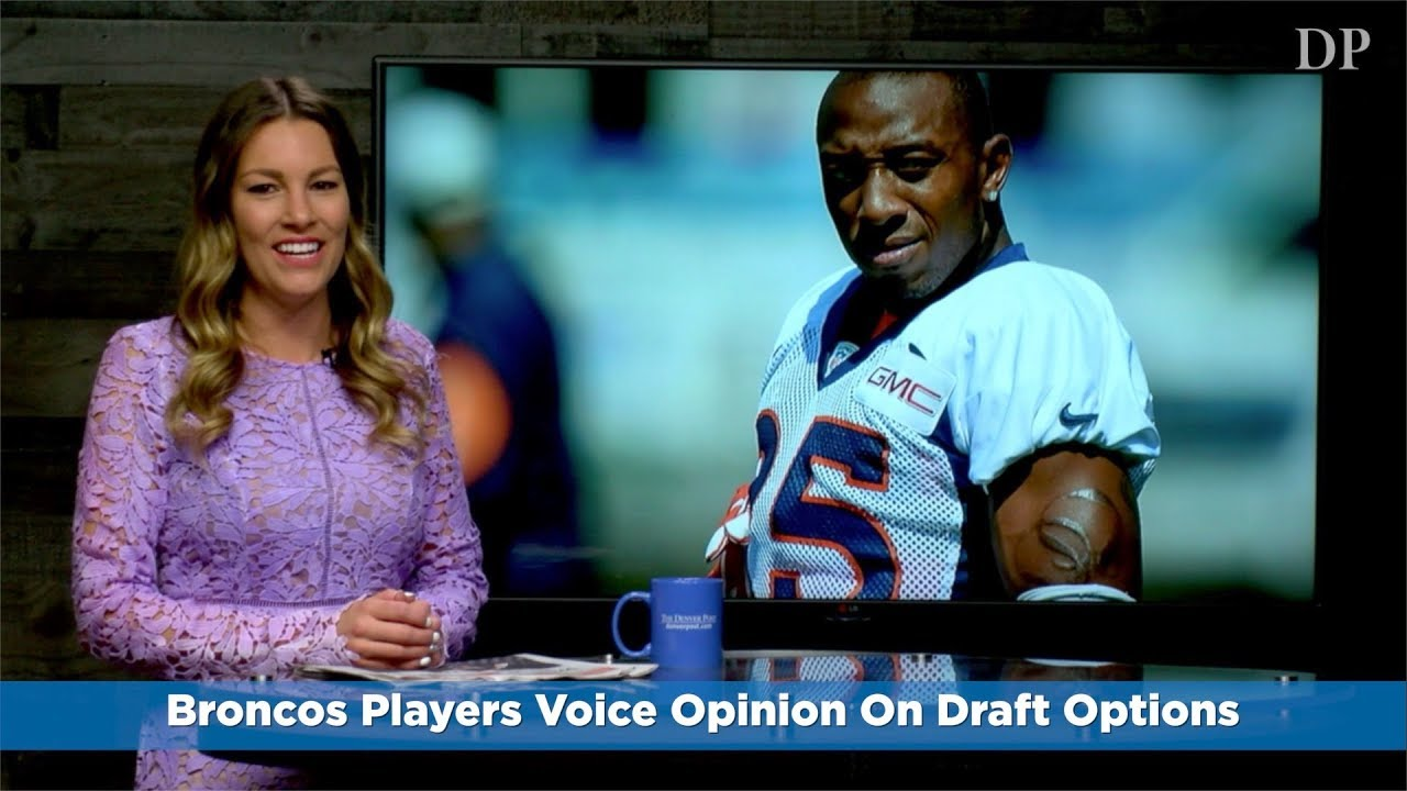 Broncos Players Voice Opinion On Draft Options