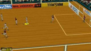 Fifa 97 Indoor Match.