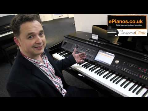 Clavinova Clinic (ep4) Using the music finder on Yamaha CVP709 and CVP705