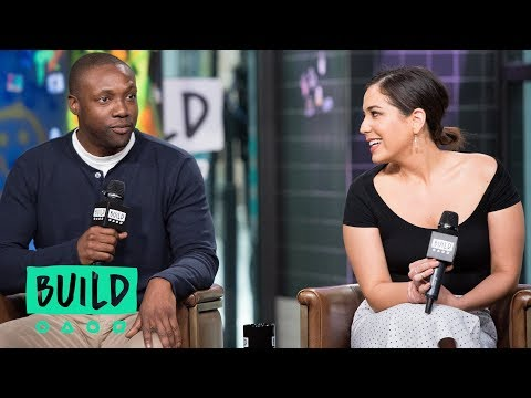 Audrey Esparza & Rob Brown Sit Down To Discuss NBC's