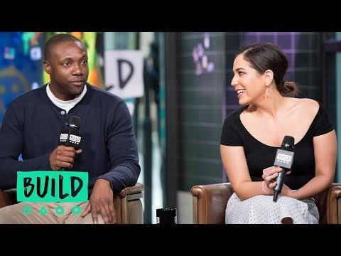 Audrey Esparza & Rob Brown Sit Down To Discuss NBC's