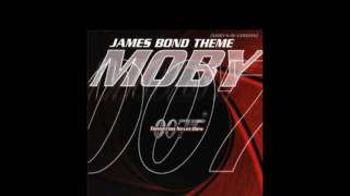 Moby James Bond Theme Tomorrow Never Dies
